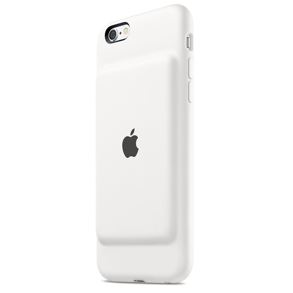 Чехол для  Apple iPhone 6s Smart Battery Case  White