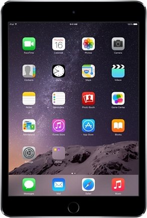 Планшет Apple iPad mini 3 16Gb 4G Space Gray