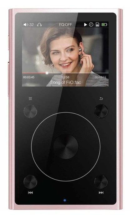 Плеер FiiO X1 II rose gold