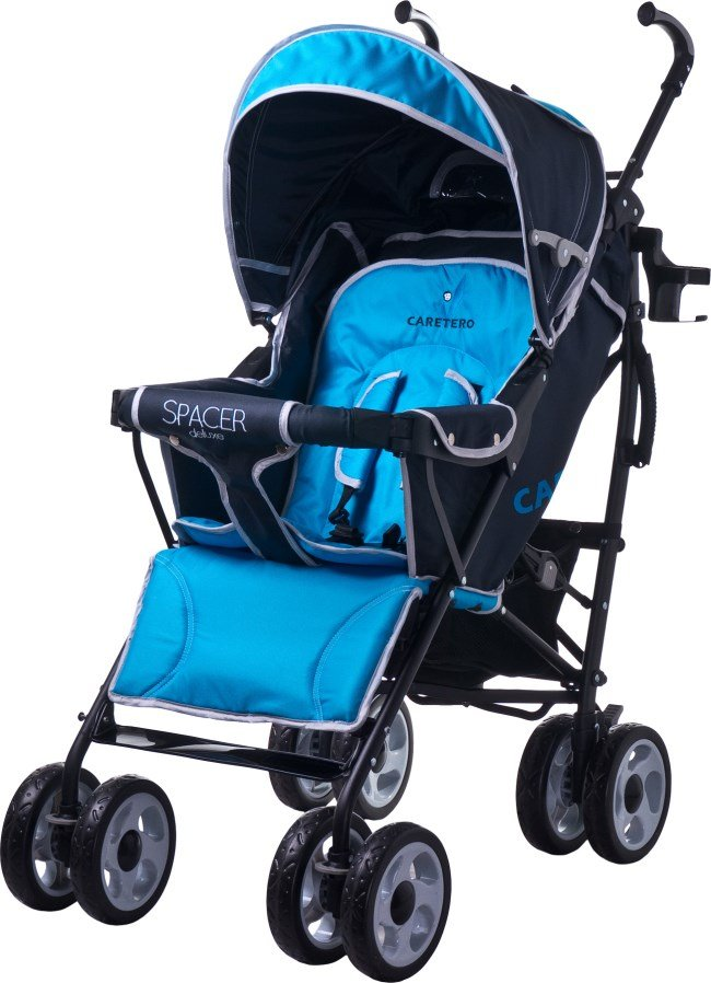 Коляска     Caretero  SPACER DELUXE BLUE