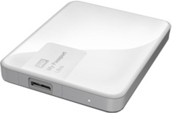 Внешний жёсткий диск WD My Passport Ultra 1000Gb WDBDDE0010BWT-EEUE