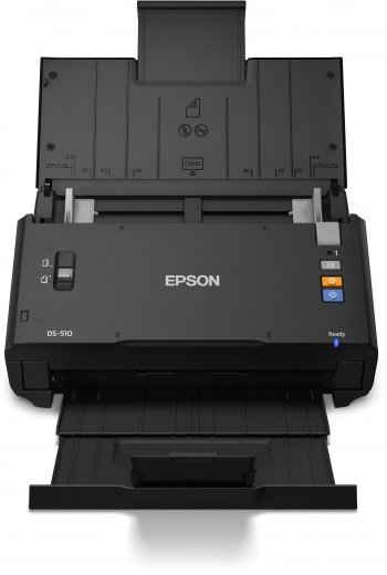 Сканер  Epson  WorkForce DS-510N