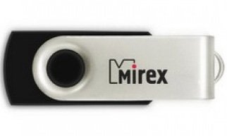 USB флэш-накопитель Mirex SWIVEL 8GB (13600-FMURUS08) BLACK