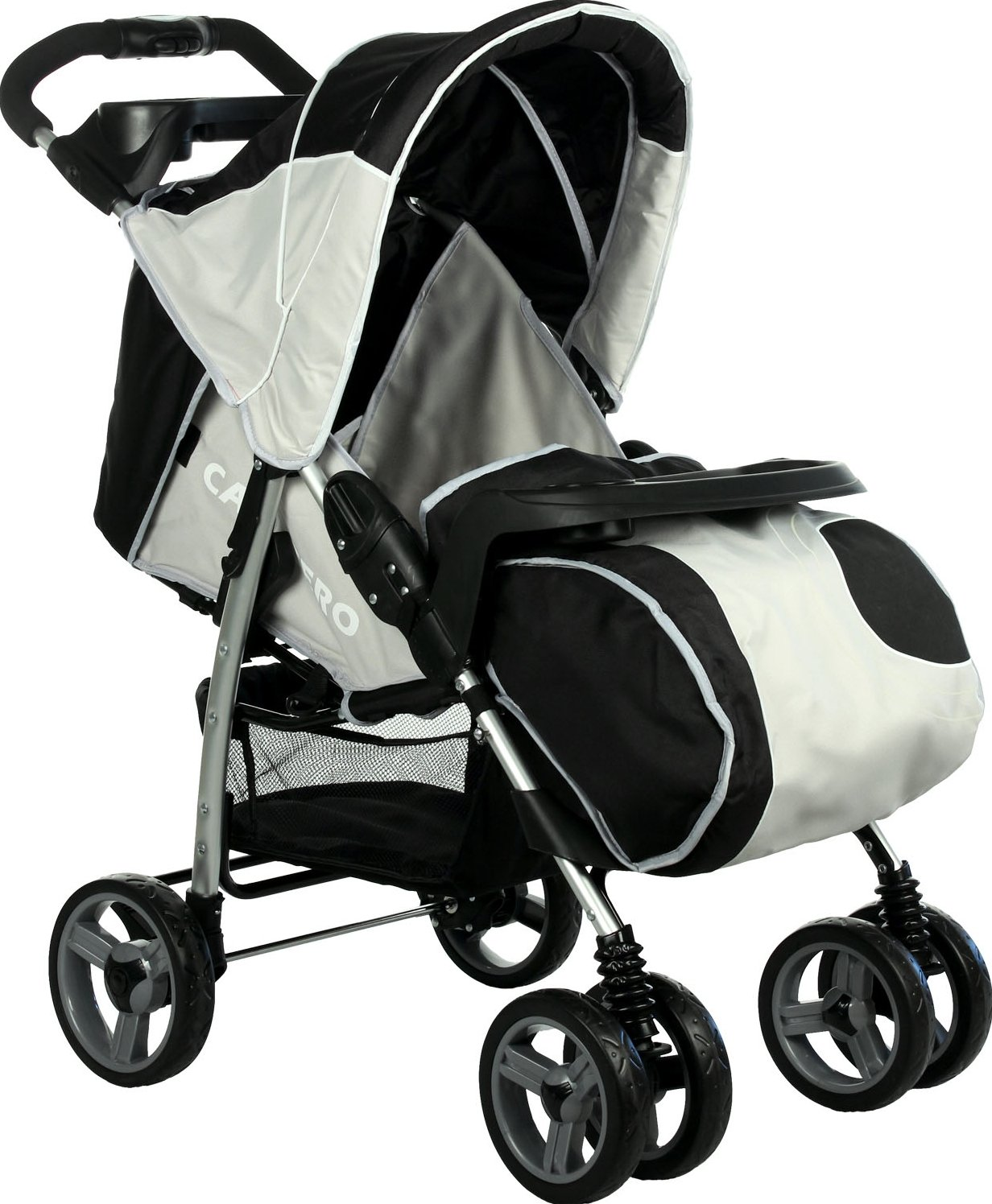 Коляска  Caretero  MONACO  BLACK
