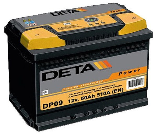 Аккумулятор DETA  POWER   45 AH 300 A ETN 0(R+) B0