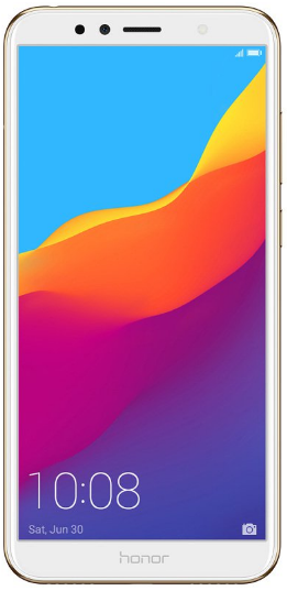 Смартфон  Honor  7C (AUM-L41)  3GB/32GB  Gold