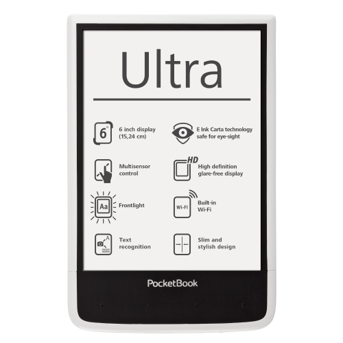 Электронная книга PocketBook Ultra 650 Grey