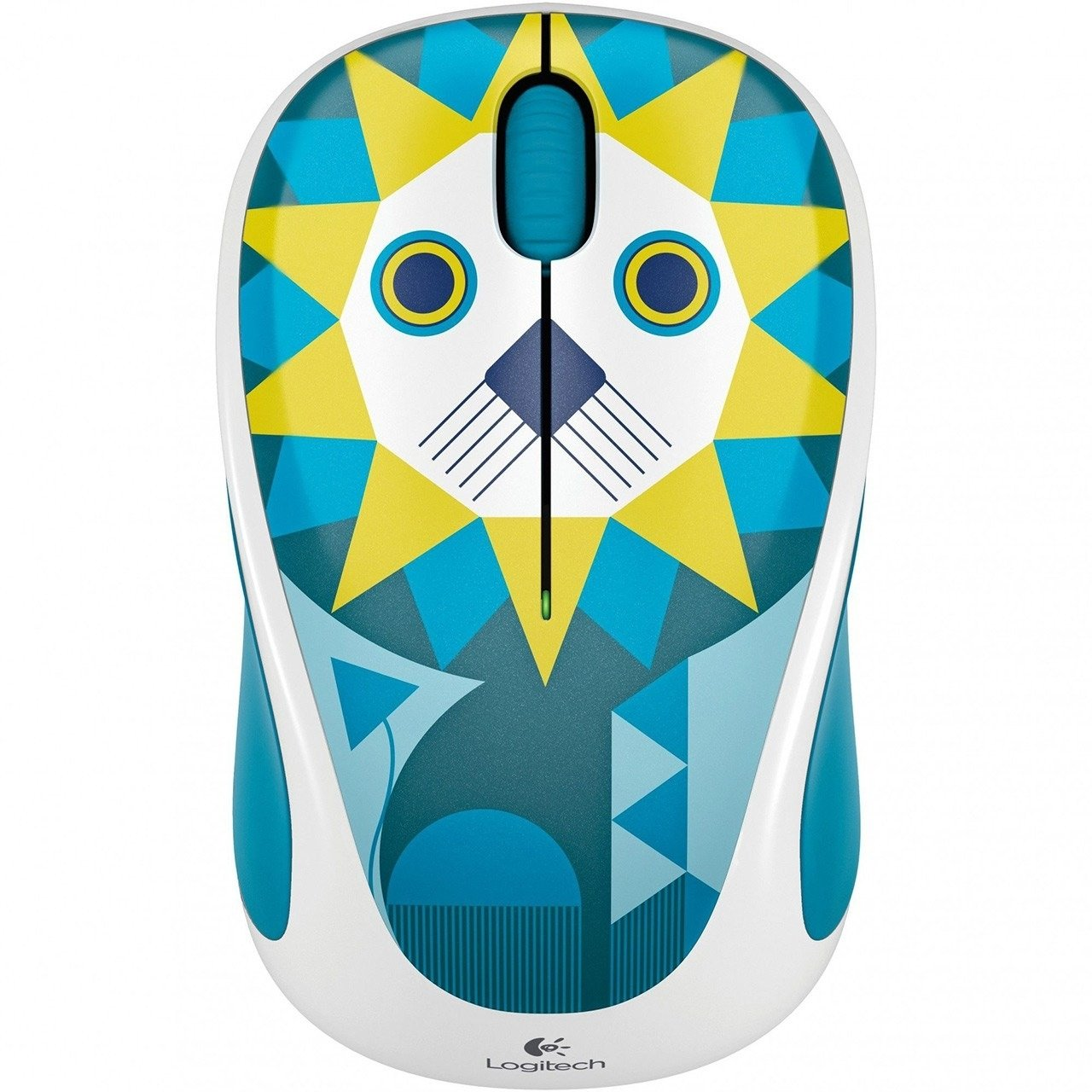 Мышь Logitech Mouse M238  Luke Lion