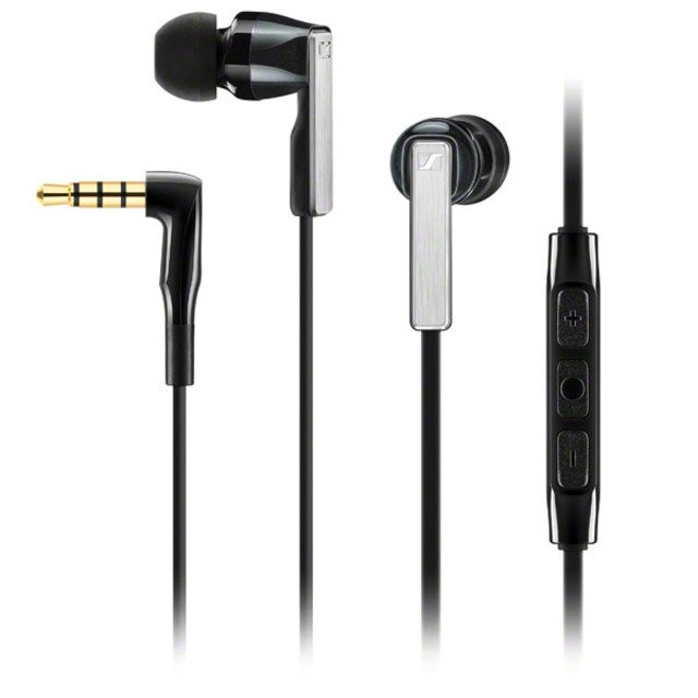 Наушники Sennheiser  CX 5.00i Black