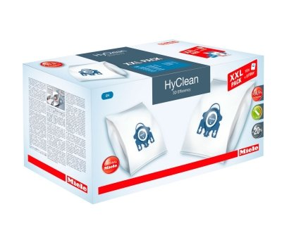 Мешки-пылесборники Miele Maxipack GN HyClean 3D Efficiency