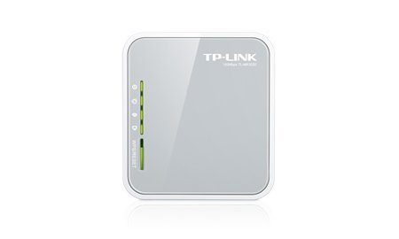 Wi-fi + маршрутизатор TP-Link TL-MR3020