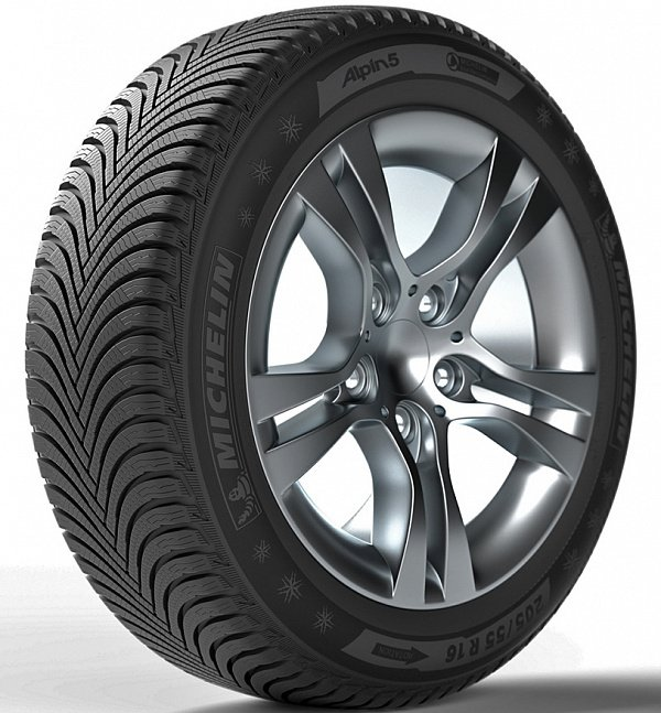 Зимняя шина Michelin  ALPIN 5 AO  225/55 R17 97H