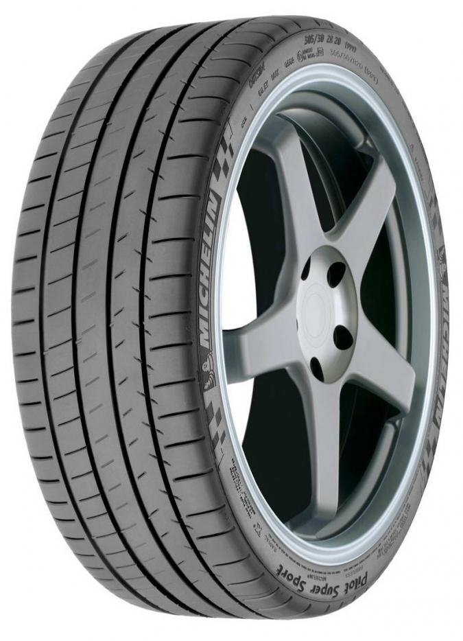 Летняя шина Michelin  PILOT SUPER SPORT  265/40 ZR19 102Y XL