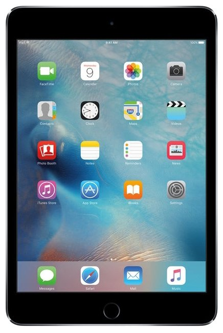 Планшет Apple  iPad mini 4 Wi-Fi Cell 128GB Model A1550 MK762RK/A  Space Gray