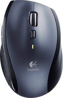 Мышь LOGITECH Wireless Mouse M705 Marathon 910-001949
