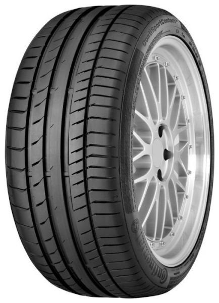 Летняя шина Continental  ContiSportContact 5 FR  225/45 R17 91W