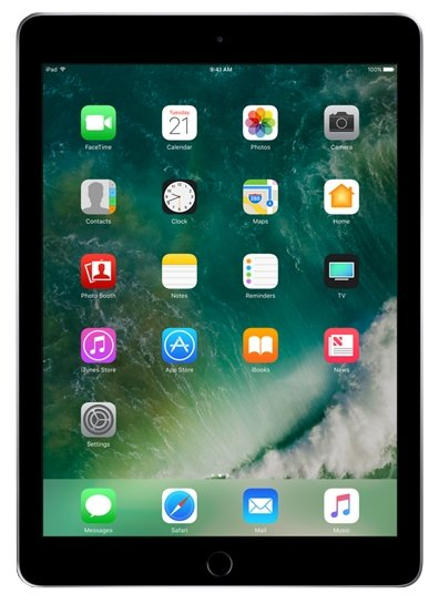 Планшет  Apple iPad Wi-Fi + Cellular 32GB , Model A1823 3C670HC/A  Space Grey (Demo)
