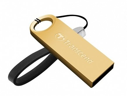 купить USB Flash Transcend JetFlash 520 32GB Gold Plating
