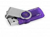 USB Flash Kingston 32GB USB 2.0 DataTraveler 101 Gen 2  Purple DT101G2/32GB