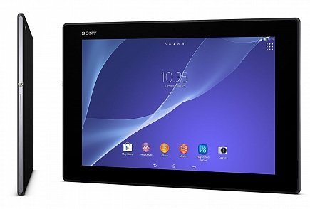 купить Sony Xperia Z2 Tablet 32GB Black (SGP512RUB)