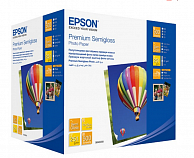 Бумага Epson Premium Semigloss Photo Paper 10х15, 500л