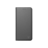 Кейс-книжка  OnePlus  5 Flip Cover   gray
