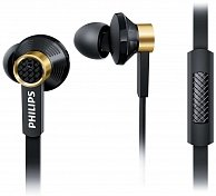 Наушники Philips TX2BK/00 Black-Gold