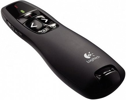 купить Мышь  Logitech Presenter R400 910-001357  Black