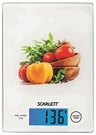 Кухонные весы Scarlett SC-1217 Vegetable mix