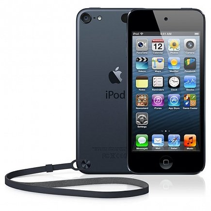 купить Mp3-плеер Apple iPod touch 5 64GB black & slate