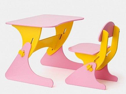 Розово-желтый цвет 4 буквы