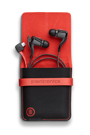 купить Гарнитура Plantronics BackBeat GO 2 Charging Case Black