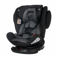 Автокресло    Martin Noir Grand Fix 360 isofix  Gray Bear