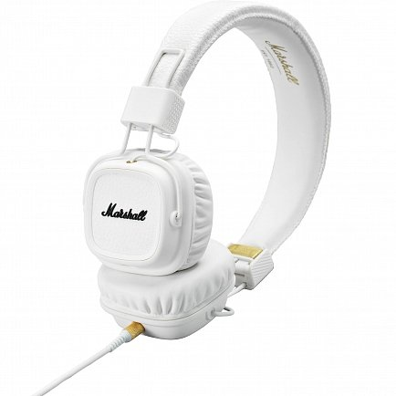 купить Гарнитура Marshall MAJOR II White Mic & Remote 4091113