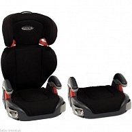Автокресло  Graco Junior Maxi  ( Black )