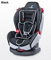 Автокресло Caretero SPORT TURBO  BLACK