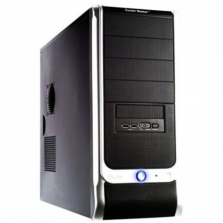 купить Компьютер Evolution MEDIA CENTER A6-7400k, 4GB, 500GB, DVD, 420W