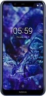 Смартфон  Nokia  5.1 PLUS  (DS / TA-1105 )  Blue