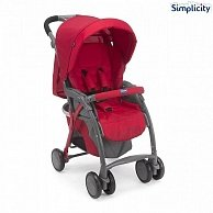 Коляска Chicco  Simplicity Standard  RED