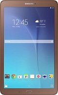 Планшет Samsung GALAXY Tab E 9.6 3G 16GB (SM-T561NZNASER) Brown