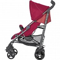 Детская прогулочная коляска  Chicco Lite Way 3 Top red berry (340728101)