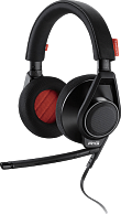 Гарнитура Plantronics RIG Flex Black