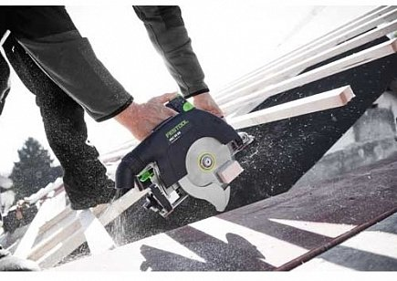 Циркулярная пила Festool HKC 55 Li 5,2 EB-Plus купить
