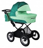 Коляска  BabyHit EVENLY 2 в 1  (GREEN)