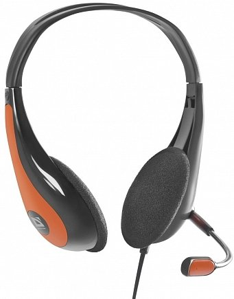 купить Гарнитура  Defender Esprit HN-836  Black/Orange