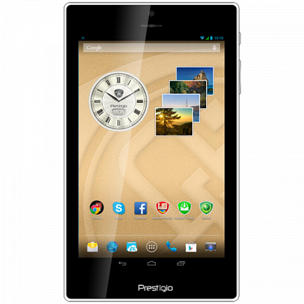 купить Планшетный пк Prestigio MultiPad Color 7.0 16GB 3G (PMT5777_3G_D_RD)