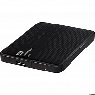 Внешний жёсткий диск WD My Passport Ultra 1.5Tb WDBBKD0015BBK-EESN Black