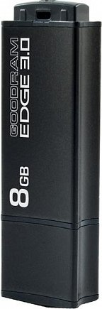 купить USB Flash  GOODRAM 8Gb EDGE BLACK  PD8GH3GREGKR9