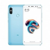 Смартфон  Xiaomi Redmi Note 5 (3Gb/32Gb)  Global   Blue (l + чехол)