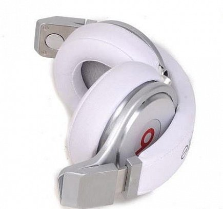 купить Наушники Beats Pro Over-Ear Headphones Model 810-00037 White